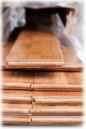 Lamely bambusové podlahy