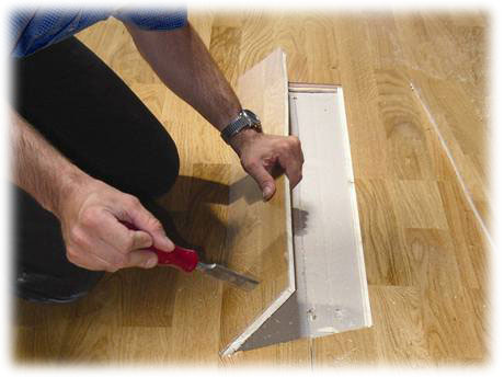 Plovoucí podlahy Krnov zaměstnávají kvalifikované podlaháře