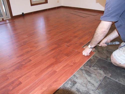 Vyberte si s námi novou plovoucí podlahu