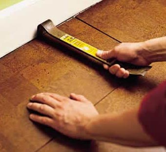 Korkové plovoucí podlahy vynikají měkkým povrchem a izolačními schopnostmi