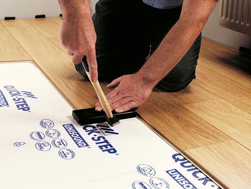 Laminátové plovoucí podlahy jsou odolnější než dřevěné