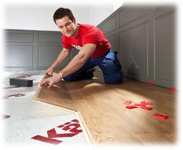 Pokládání plovoucích podlah Domažlice