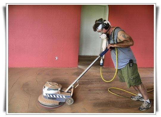 renovace dřevěných plovoucích podlah