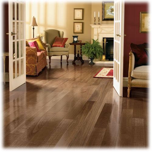 Plovoucí podlahy ze dřeva