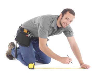 Naši podlaháři Vám odborně položí korkové plovoucí podlahy